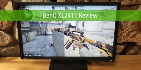 The BenQ ZOWIE XL2411P Review | Best gaming monitor in 2022