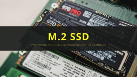 M.2 SSD: types, definition, differences & performance